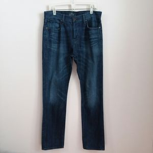 LUCKY BRAND Jeans '1 Authentic Skinny' Mens 34x32